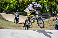 #212 (PETERSONE Vineta) LAT at Round 4 of the 2019 UCI BMX Supercross World Cup in Papendal, The Netherlands