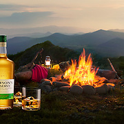 Whiskey bottle and two glasses with a fire and a green mountainous background behind Ray Massey is an established, award winning, UK professional  photographer, shooting creative advertising and editorial images from his stunning studio in a converted church in Camden Town, London NW1. Ray Massey specialises in drinks and liquids, still life and hands, product, gymnastics, special effects (sfx) and location photography. He is particularly known for dynamic high speed action shots of pours, bubbles, splashes and explosions in beers, champagnes, sodas, cocktails and beverages of all descriptions, as well as perfumes, paint, ink, water – even ice! Ray Massey works throughout the world with advertising agencies, designers, design groups, PR companies and directly with clients. He regularly manages the entire creative process, including post-production composition, manipulation and retouching, working with his team of retouchers to produce final images ready for publication.