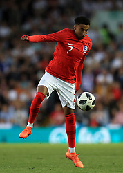 England's Jesse Lingard during the International Friendly match at Elland Road, Leeds