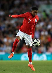 England's Jesse Lingard during the International Friendly match at Elland Road, Leeds