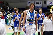 DESCRIZIONE : Capo dOrlando Lega A 2015-16 Betaland Orlandina Basket Vanoli Cremona<br /> GIOCATORE : Sandro Nicevic<br /> CATEGORIA : Delusione Ritratto<br /> SQUADRA : Betaland Orlandina Basket<br /> EVENTO : Campionato Lega A Beko 2015-2016 <br /> GARA : Betaland Orlandina Basket Vanoli Cremona<br /> DATA : 15/11/2015<br /> SPORT : Pallacanestro <br /> AUTORE : Agenzia Ciamillo-Castoria/G.Pappalardo<br /> Galleria : Lega Basket A Beko 2015-2016<br /> Fotonotizia : Capo dOrlando Lega A Beko 2015-16 Betaland Orlandina Basket Vanoli Cremona