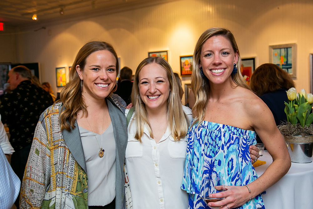 Engagement Party at Southport Galleries, Connecticut