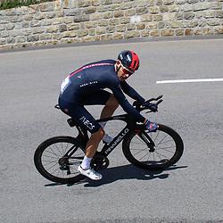 ANDERMATT (SUI) CYCLING<br /> Tour de Suisse stage 7<br /> Luke Rowe