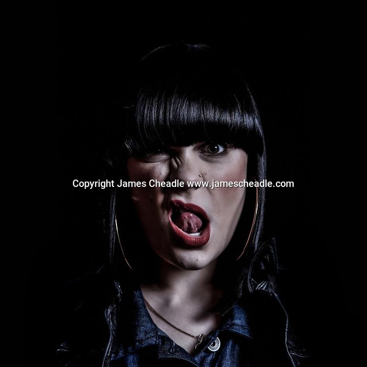 Jesse J Portrait