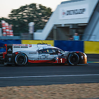 #1,  Porsche Team, Porsche 919 Hybrid, driven by: Neel Jani, Andre Lotterer, Nick Tandy on 18/06/2017 at the 24H of Le Mans, 2017