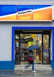 """THEMENBILD - Die Handelskette Zielpunkt ist pleite. Die zur Pfeiffer-Gruppe gehörende Supermarktkette meldete am Montag, den 30.11.2015 am Handelsgericht die Insolvenz an. Aufgenommen am 01.12.2015 in Wien, Österreich // The austrian trade chain """"Zielpunkt"""" is bankrupt and went into insolvency administration on monday 2015/11/01. Zielpunkt-Store in Vienna. Austria on 2015/12/01. EXPA Pictures © 2015, PhotoCredit: EXPA/ Michael Gruber"""