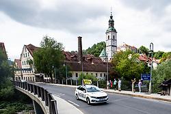 Frutabela car at Skofja Loka during the 5th Stage of 27th Tour of Slovenia 2021 cycling race between Ljubljana and Novo mesto (175,3 km), on June 13, 2021 in Slovenia. Photo by Matic Klansek Velej / Sportida