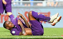October 7, 2018 - Rome, Italy - SS Lazio v ACF Fiorentina - Serie A .Gerson of Fiorentina at Olimpico Stadium in Rome, Italy on October 7, 2018. (Credit Image: © Matteo Ciambelli/NurPhoto/ZUMA Press)