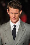 Matt Smith - The European premiere of Pride and Prejudice and Zombies.