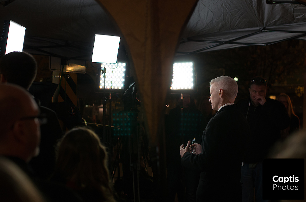 Anderson Cooper reports from Ottawa the day after the fatal shooting of Cpl. Nathan Cirillo. October 23, 2014.