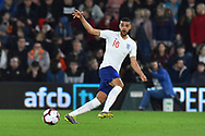 Jake Clarke-Salter of England U21's during the U21 International match between England and Germany at the Vitality Stadium, Bournemouth, England on 26 March 2019.