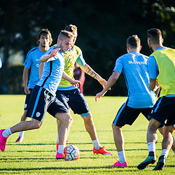 20151005: SLO, Football - Slovenian National Team at practice session in Brdo football centre