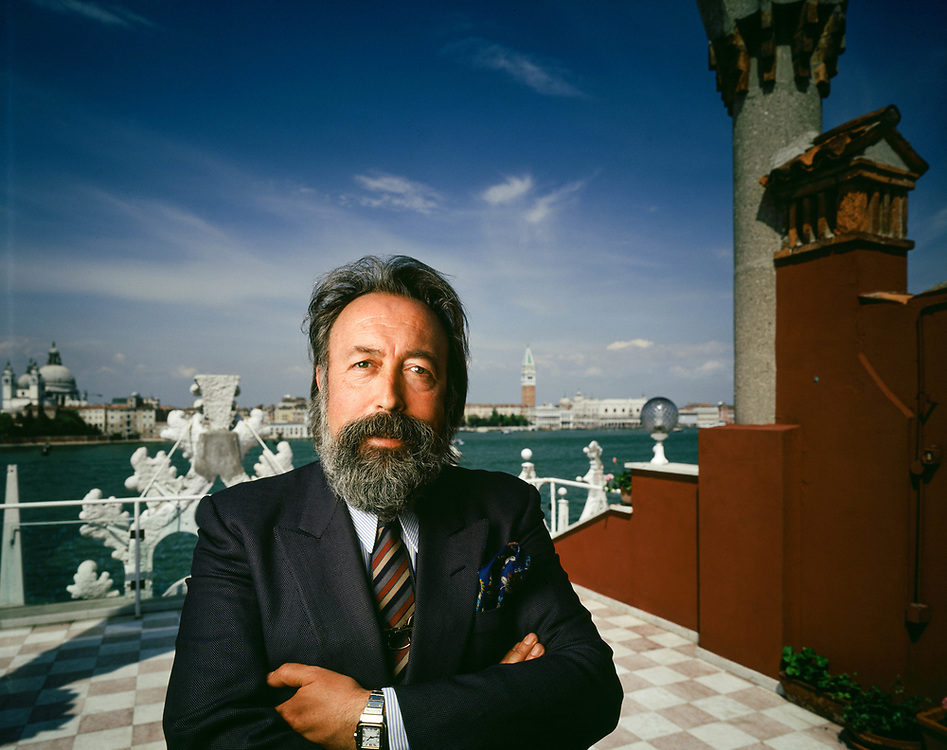 Venezia - Casa dei Tre Oci - Ugo Samueli, imprenditore.