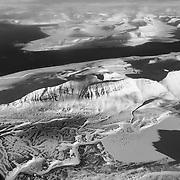 Approaching Gronfjorden