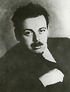 'Bela Kun (1886-1938) born Bela Kohn. Jewish-Hungarian Communist politician and Bolshevik Revolutionary. Led the Hungarian Soviet Republic, 1919.'