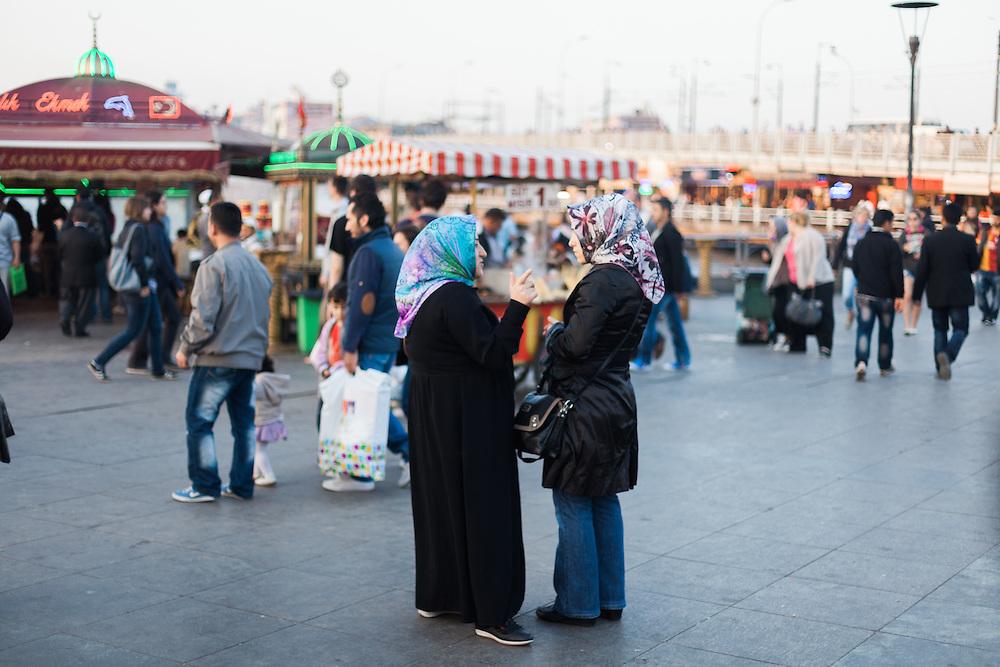 Yeni Cami square