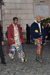 Rome, Piazza Del Campidoglio Gucci Parade Event at the Capitoline Museums, In the picture: Asap Rocky