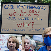 Campaigning for all in Care Homes England & Scotland United