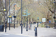 Entrance to London Fields at the top of Broadway Market, Hackney, London CREDIT: Vanessa Berberian for The Wall Street Journal<br /> HACKNEY-Lana Wrightman