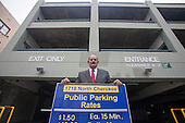 Robert Hindle, vice president of Parking Concepts Inc.
