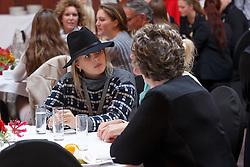 Lunch time<br /> Global Dressage Forum<br /> Academy Bartels - Hooge Mierden 2015<br /> © Hippo Foto - Dirk Caremans<br /> 27/10/15