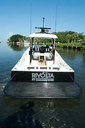 Rivolta coupe 4.0 yacht Rivolta Motor-boat open express cruiser downeast jet propulsion PT RUNNER 4.0