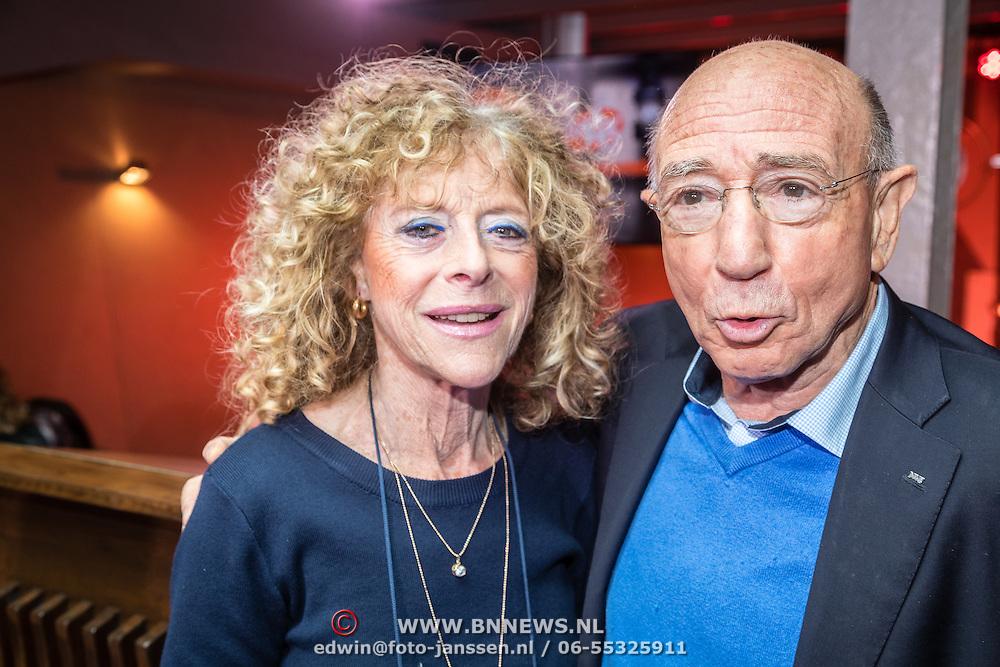 NLD/Amsterdam/20161013 - Perspresentatie Omroep Max, Hans Knoop en partner