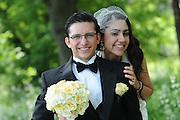The wedding of Camila Mota to Fernando Ayala at Lincoln Park and the Drake Hotel.