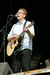 The Proclaimers paly the main stage on Saturday 12 July, T in the Park 2003..