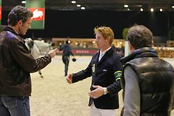 Ehning Markus (GER), Beerbaum Ludger (GER)<br /> Rolex IJRC Top 10 Final - Paris 2009<br /> Photo © Dirk Caremans