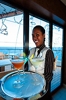 Meredian Bar on the new Disney Dream cruise ship sailing between Florida and the Bahamas.