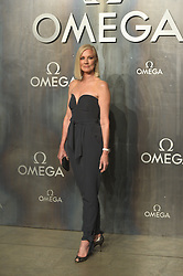 © Licensed to London News Pictures. 26/04/2017. London, UK. JOELY RICHARDSON attend the Omega party celebrating 60 Years of the Speedmaster watch. Photo credit: Ray Tang/LNP
