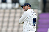 Nick Browne of Essex during the first day of the Specsavers County Champ Div 1 match between Hampshire County Cricket Club and Essex County Cricket Club at the Ageas Bowl, Southampton, United Kingdom on 5 April 2019.