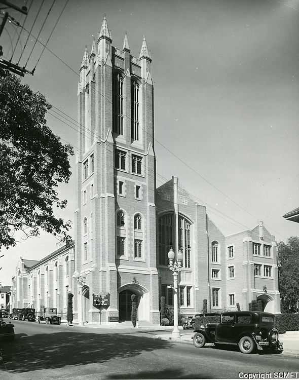 1929 Hollywood Presbyterian Church of Hollywood