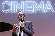 Brussels , 08/01/2020<br /> Press conference Les Magritte Du Cinéma<br /> Pix :  Frederic Delcor<br /> Credit : Frederic Sierakowski / Isopix