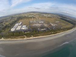 Marsden Power Station, Ruakaka Beach