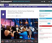 Performance Marketing Awards 2015