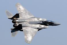 Boeing F-15SA (Saudi Advanced) Eagle