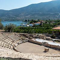 Epidaurus Little Theatre - Peloponnese - Greece