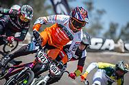 #921 (HARMSEN Joris) NED  at Round 9 of the 2019 UCI BMX Supercross World Cup in Santiago del Estero, Argentina