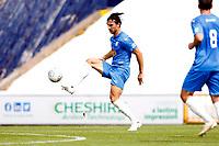 Ash Palmer. Stockport County FC 0-1 Rochdale FC. Pre Season Friendly. 22.8.20