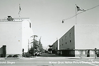 1948 Warner Bros. studio in Burbank