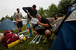 Festival Schengen fest, 30. July / 1. August in Vinica, Slovenia.  Photo by Grega Valancic / Sportida