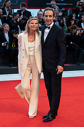 Dominique Lemonnier, Alexandre Desplat walks the red carpet ahead of The Sisters Brothers screening during the 75th Venice Film Festival at Sala Grande on September 2, 2018 in Venice, Italy. Photo by Marco Piovanotto/ABACAPRESS.COM
