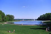 Eden Park in Cincinnati, Ohio.