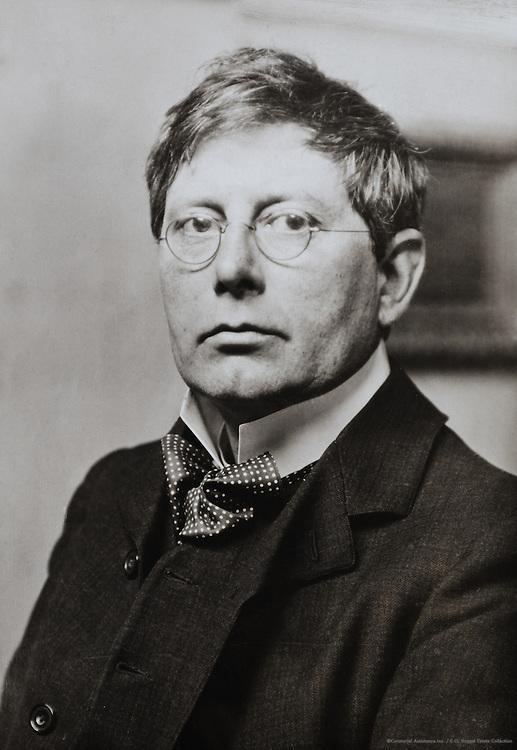 Sir George Frampton, sculptor, England, UK, 1912