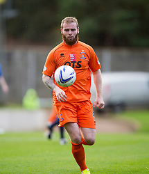 Kilmarock's Mark Connolly.<br /> St Johnstone 1 v 2 Kilmarock, SPL game played at McDrarmid Park.