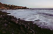 Northern California Coast: Steep Ravine Beach, Marin County, California. Pacific Ocean.