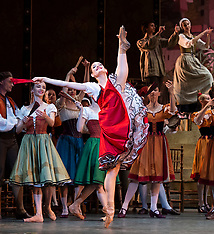 Bolshoi Ballet Don Quixote 15th August 2019