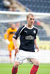 Falkirk's Craig Sibbald..Falkirk 3 v 0 Stirling Albion, Ramsdens Cup..© Michael Schofield.